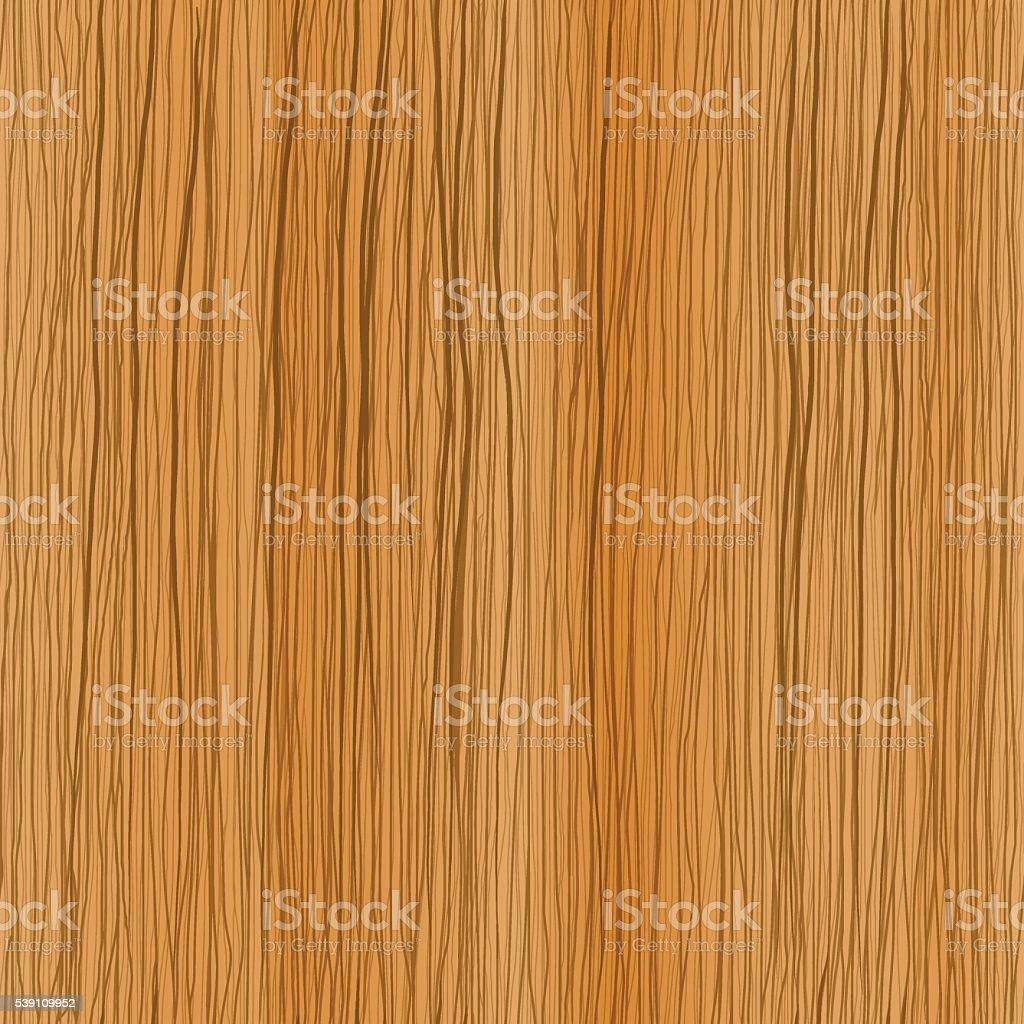 Wood seamless texture vector art illustration