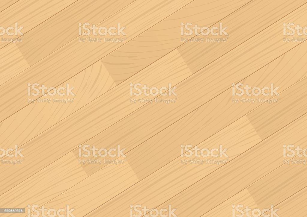 Wood texture Background. Vector vector art illustration