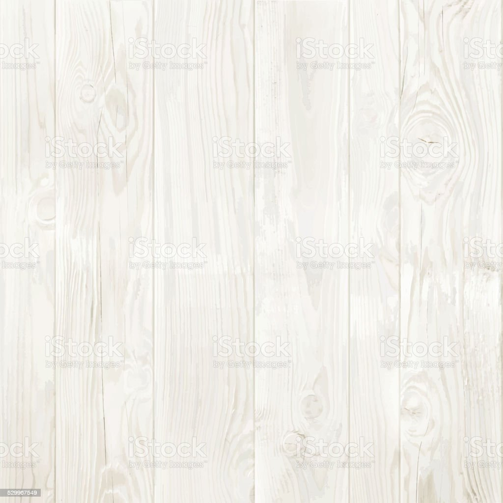 Wood texture vector art illustration