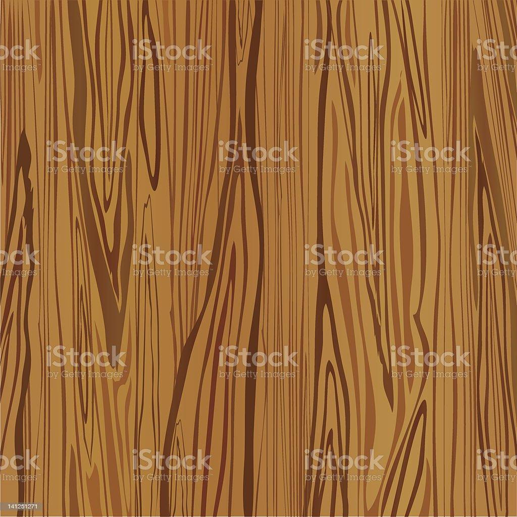 Wood vector art illustration