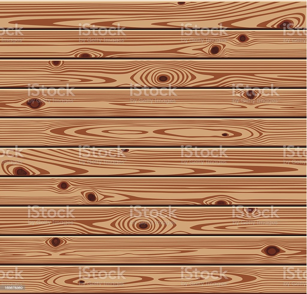 wood royalty-free stock vector art