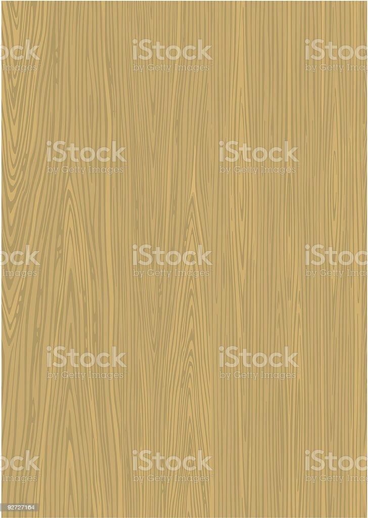 Wood - Vertical Texture vector art illustration