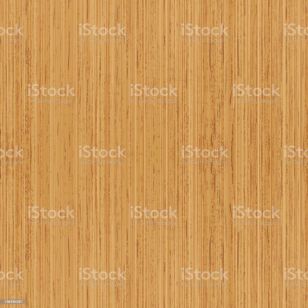 Wooden background vector art illustration