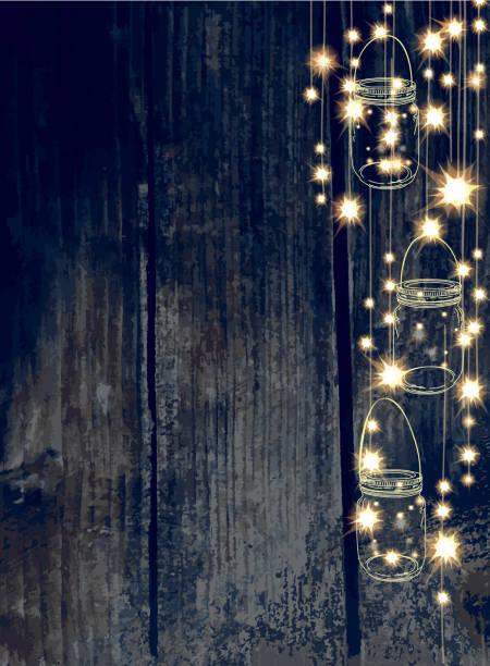 String Lights Art : String Light Clip Art, Vector Images & Illustrations - iStock