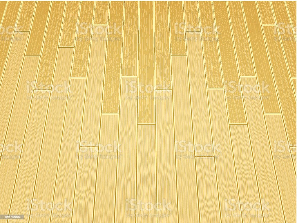 wooden boards royalty-free stock vector art