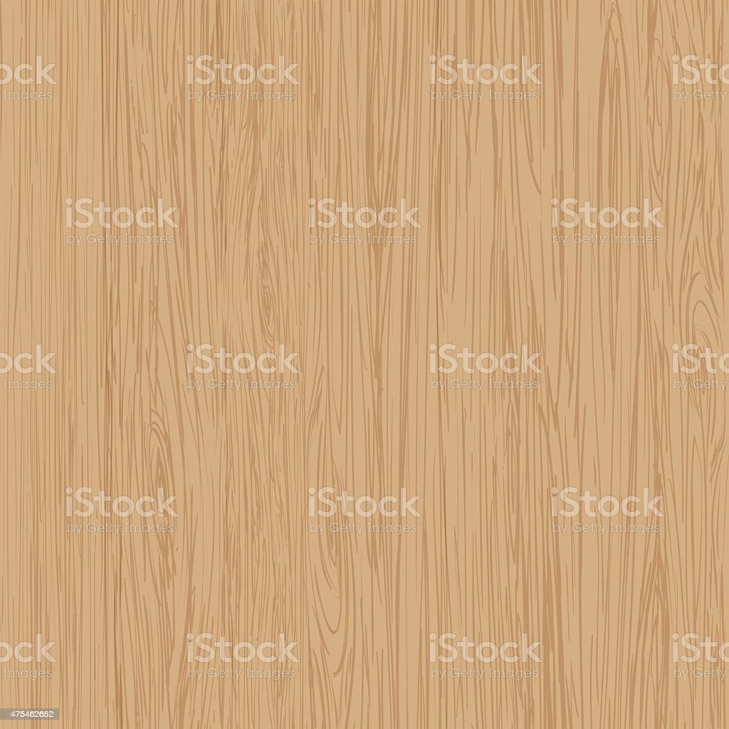 Wooden design. vector art illustration