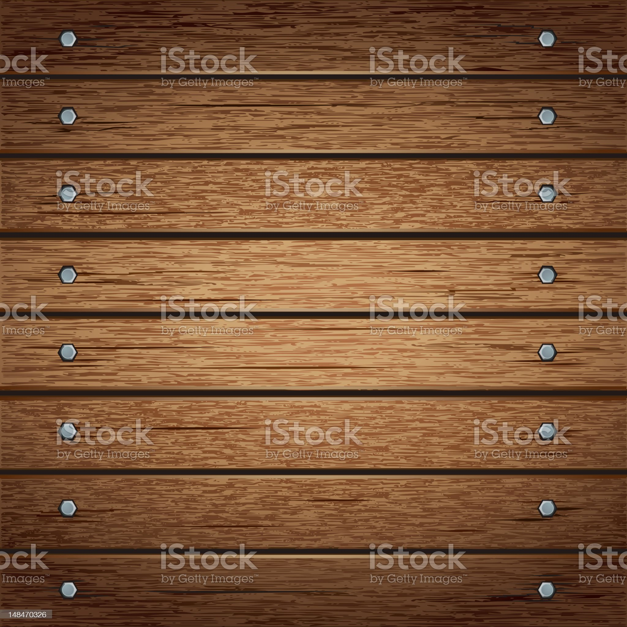 Wooden panel background. royalty-free stock vector art