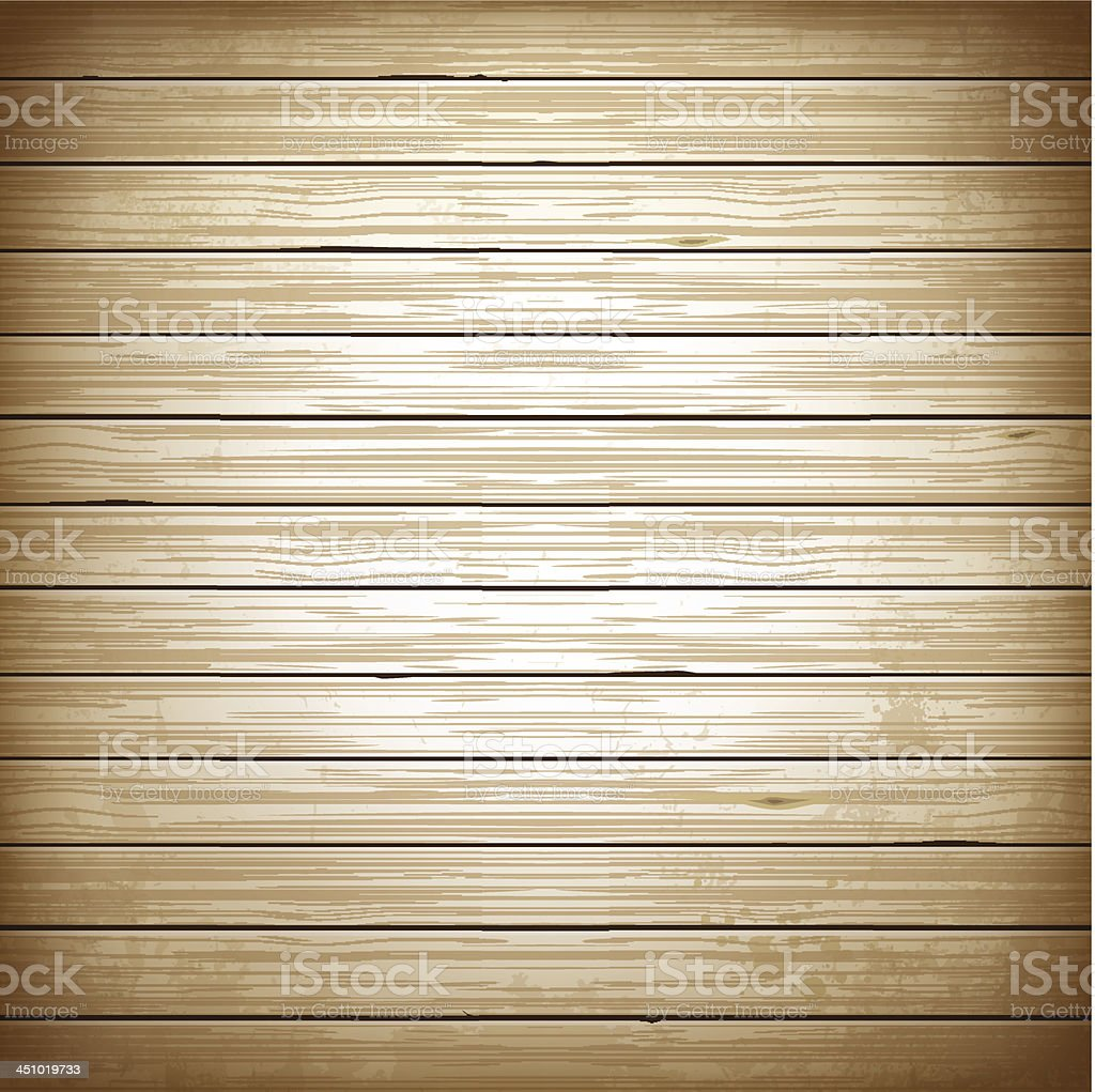 Wooden plank background royalty-free stock vector art
