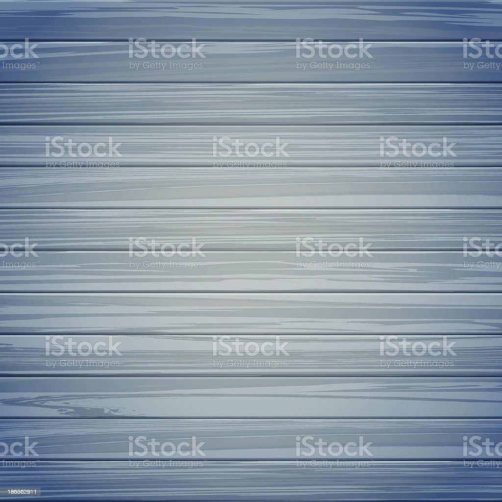 Wooden texture of blue color royalty-free stock vector art