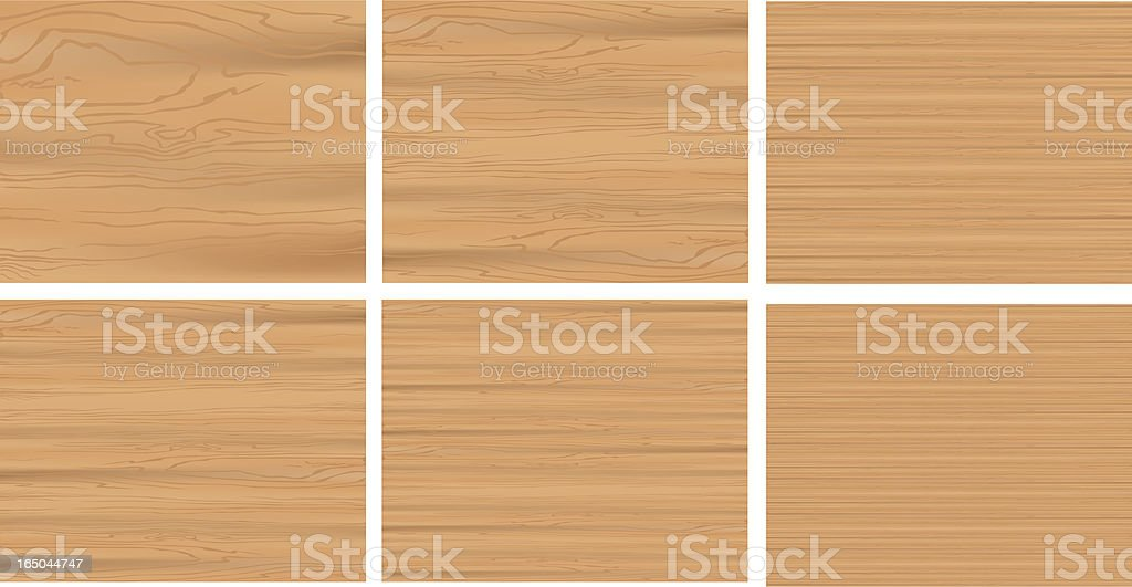 wooden texture royalty-free stock vector art