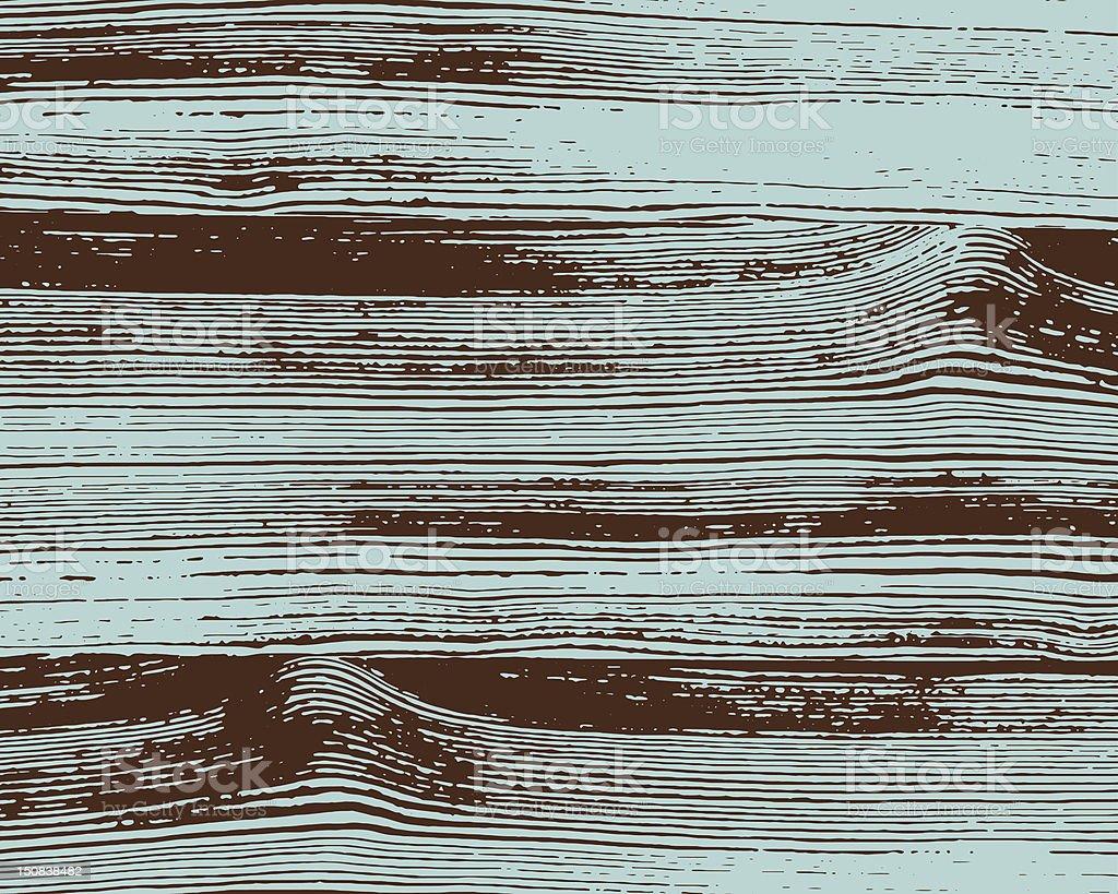 wooden wall vector art illustration