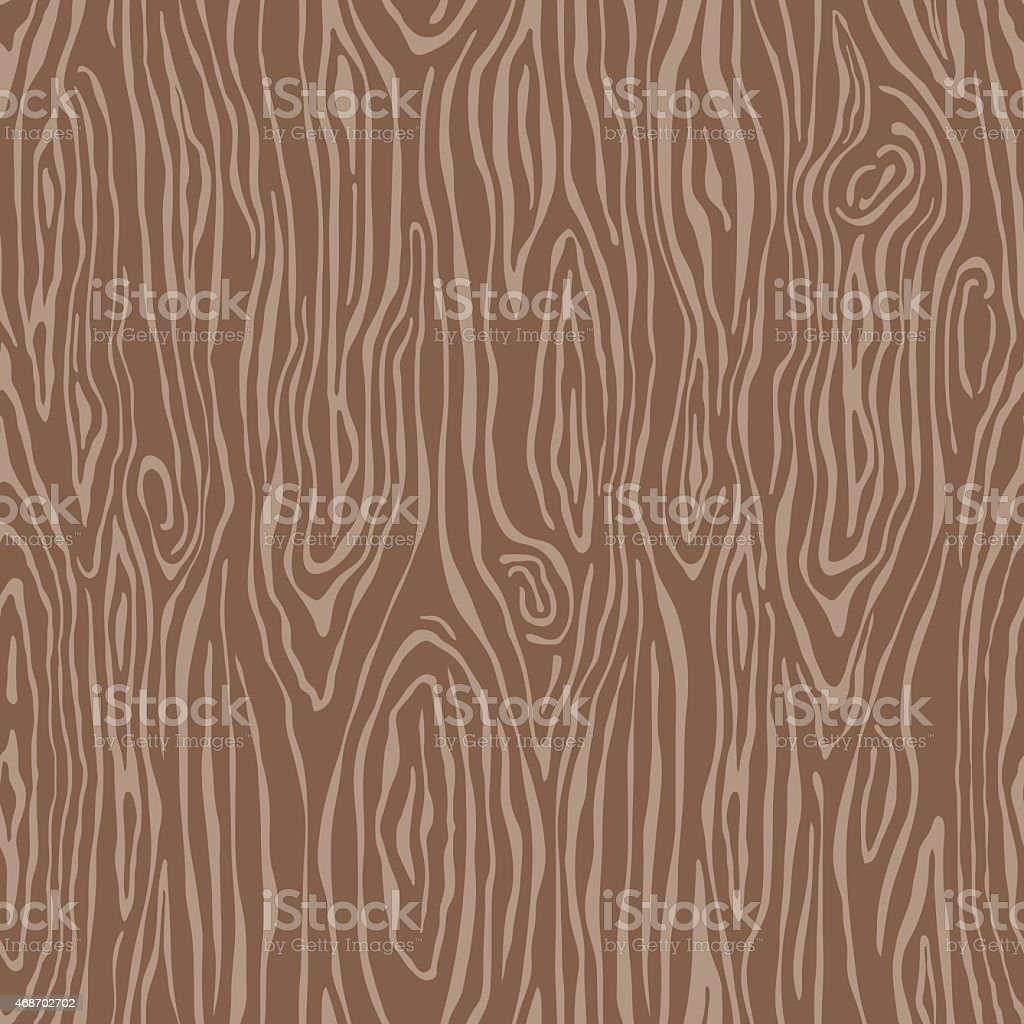 Woodgrain Seamless Pattern vector art illustration