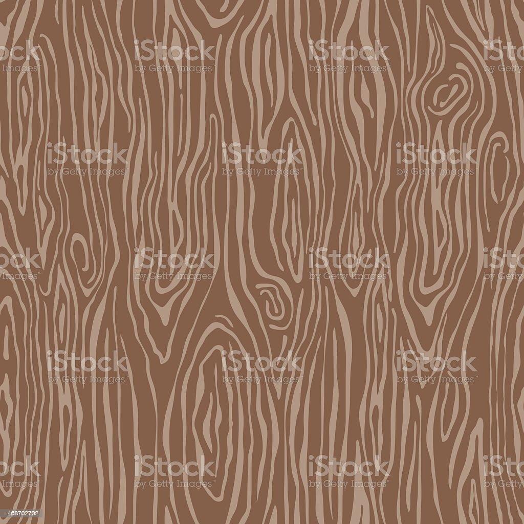 Woodgrain Seamless Pattern vector art illustration