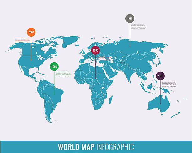 world map clip art vector - photo #45
