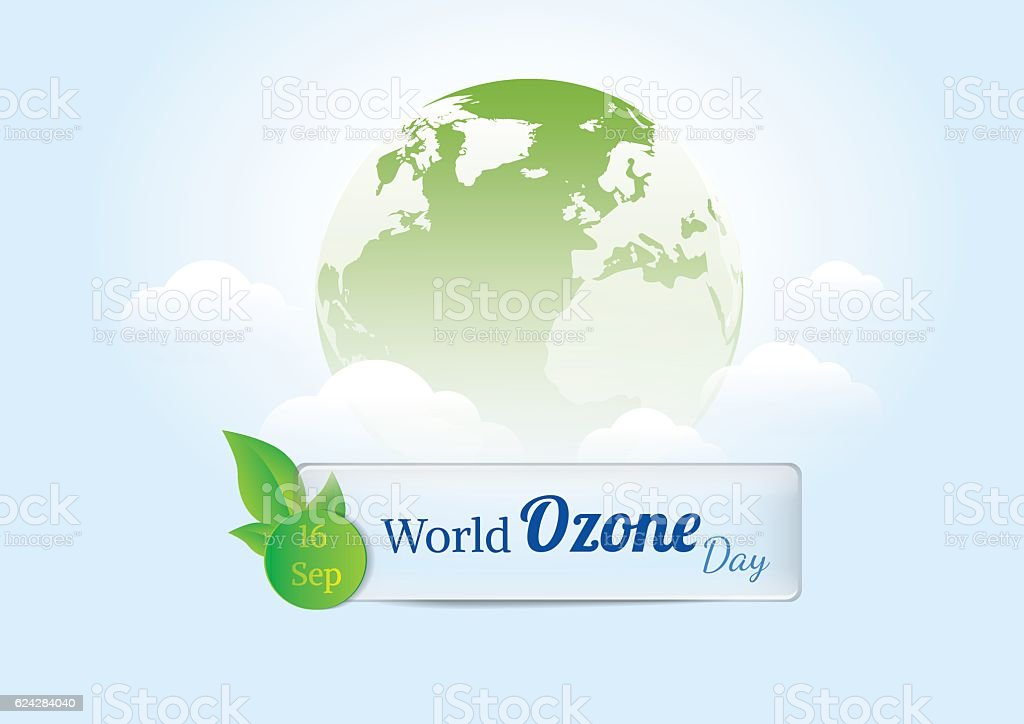 World Ozone Day.vector illustration vector art illustration