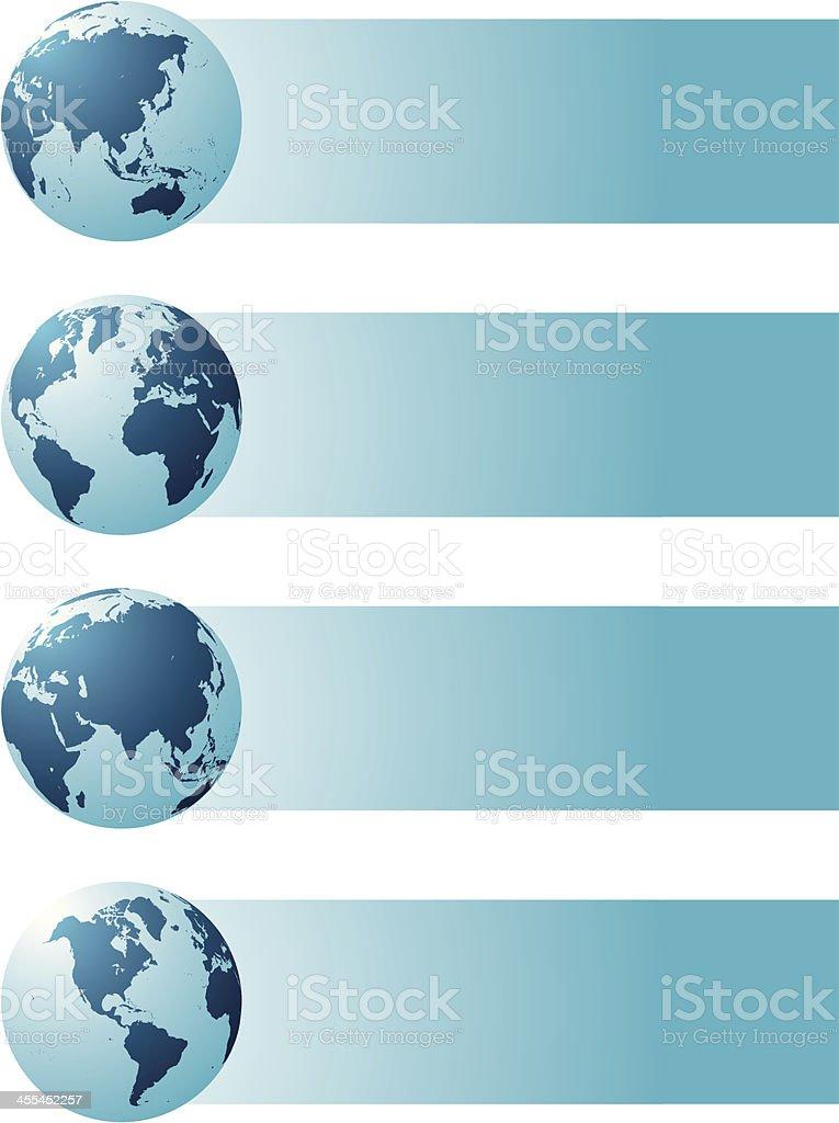 world royalty-free stock vector art