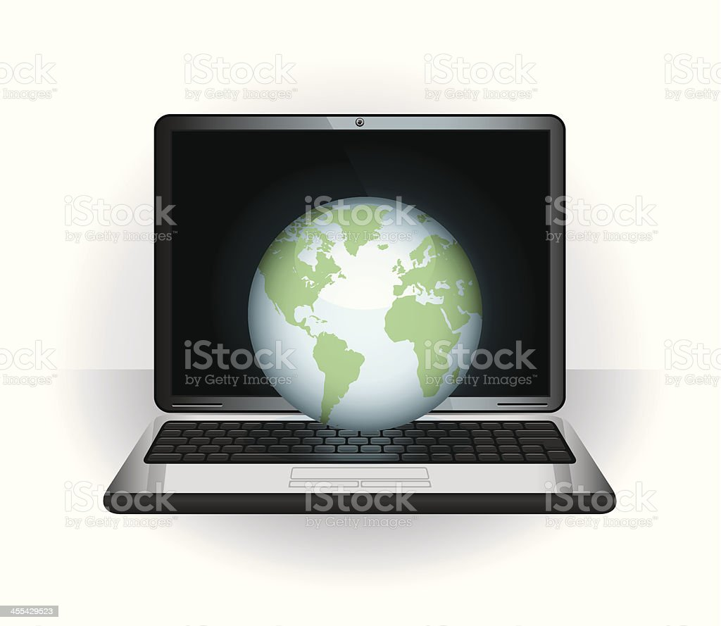 world wide connectivity royalty-free stock vector art