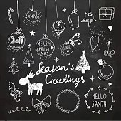 Xmas doodleChristmas and New Year doodles collections2a