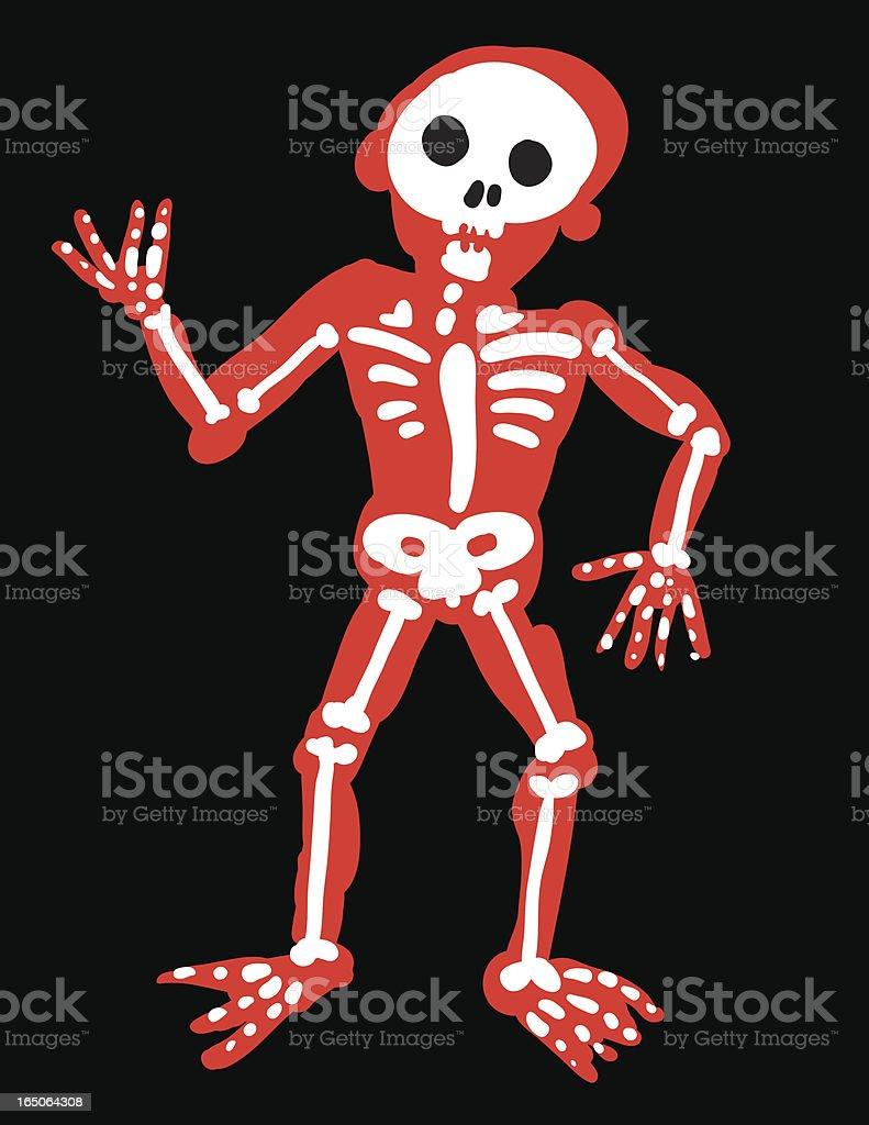 x-ray royalty-free stock vector art