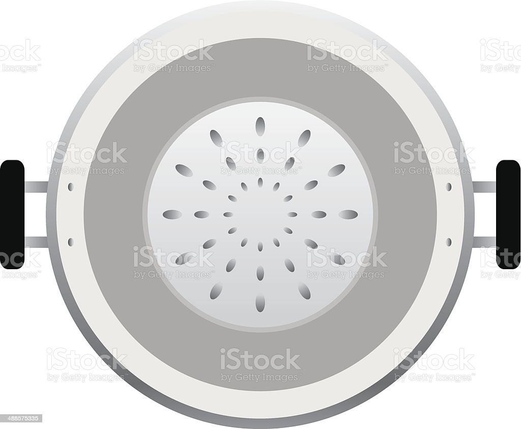 yakiniku pan royalty-free stock vector art