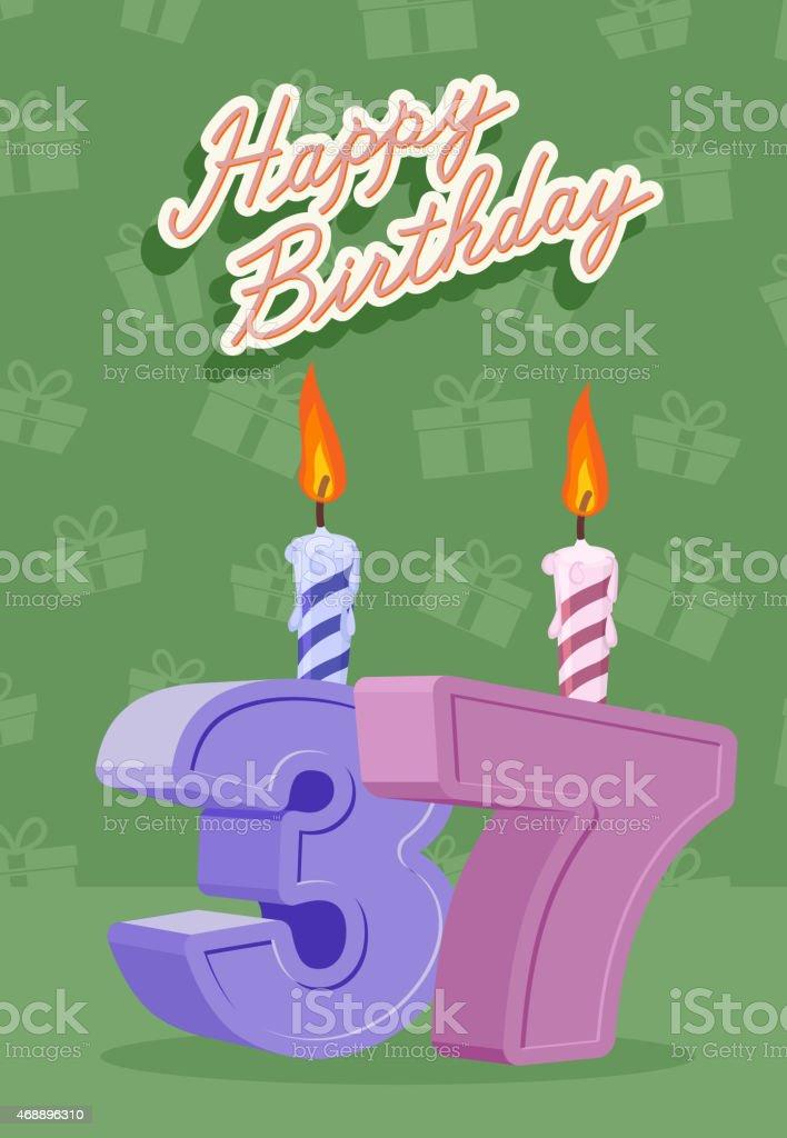 Сценарий дня рождения для женщины 37 лет