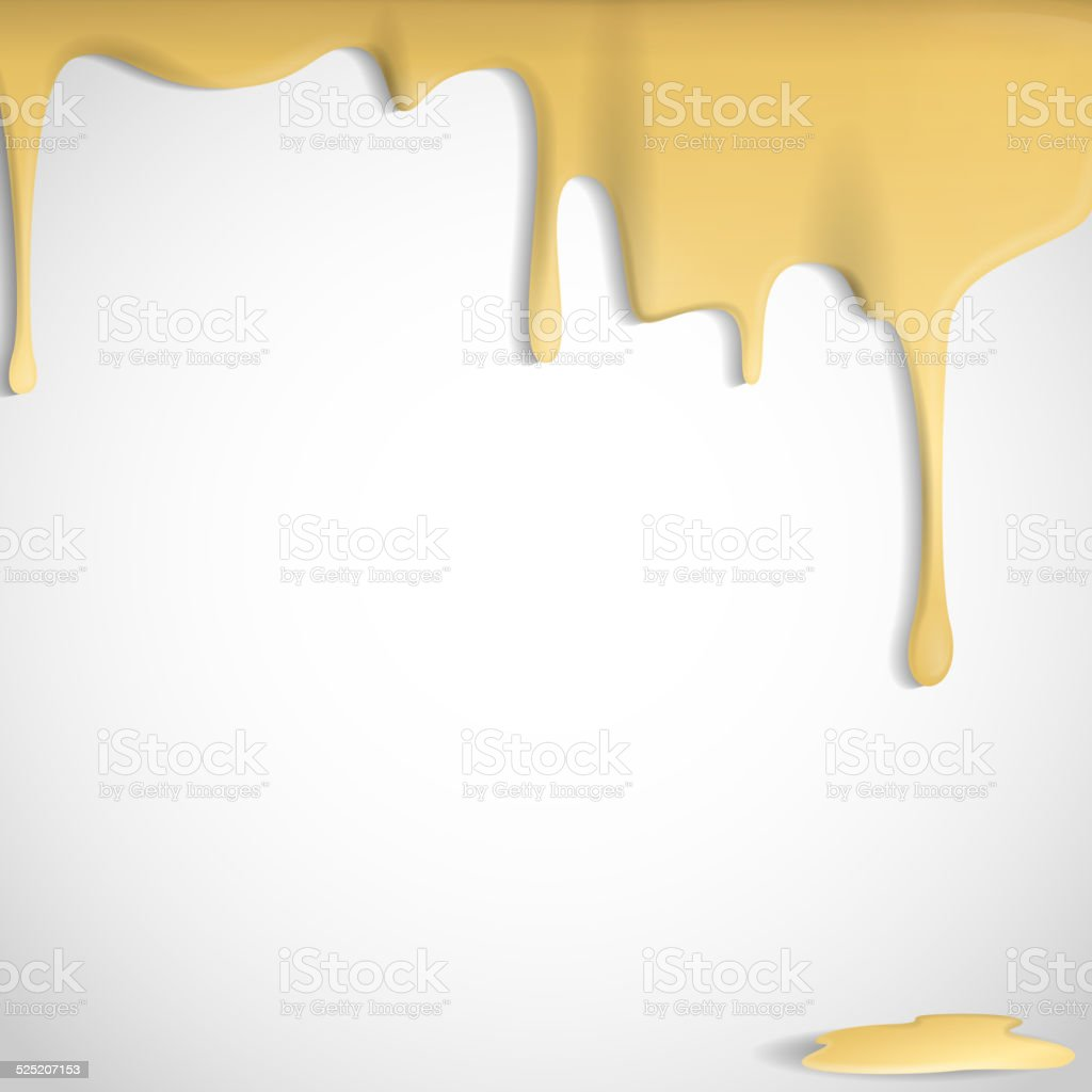Yellow Cheese Background. vector art illustration