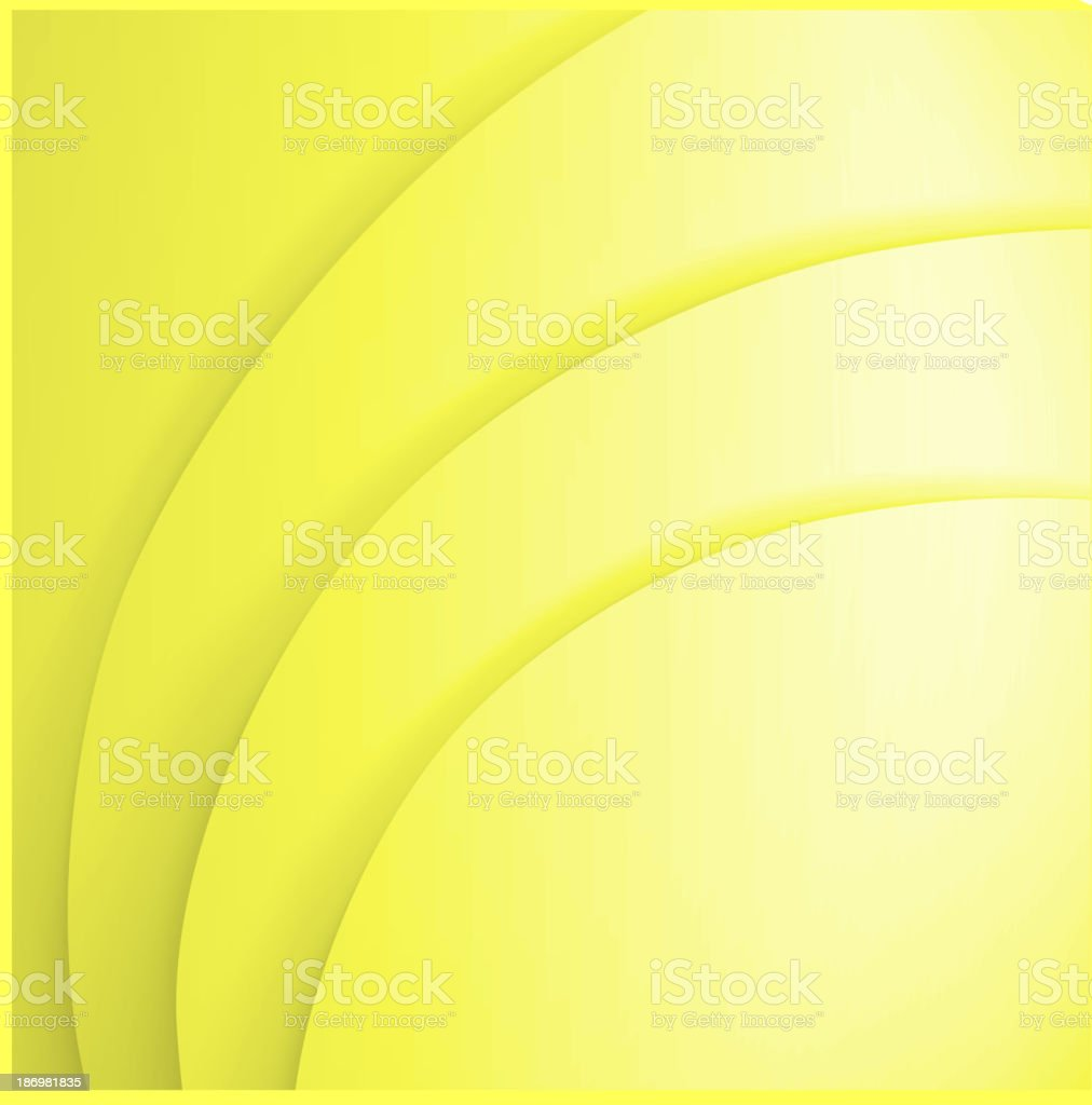 Yellow elegant business background. royalty-free stock vector art