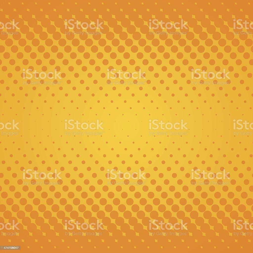 Yellow Gradient Texture vector art illustration