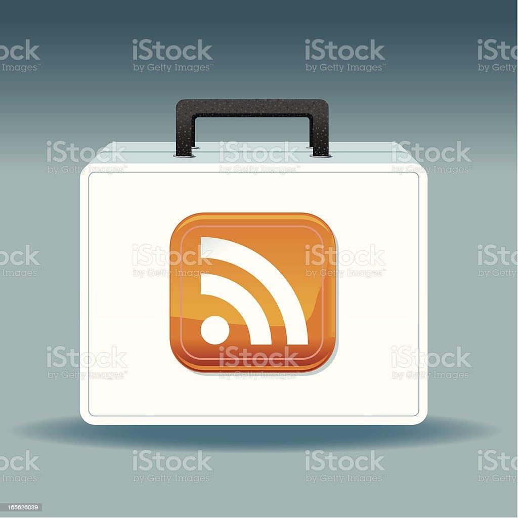 Your WiFi kit. vector art illustration