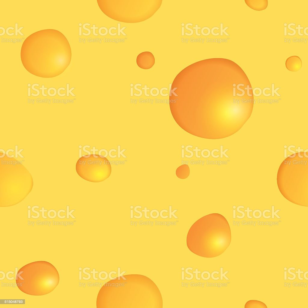 Yummy cheese pattern royalty-free stock vector art