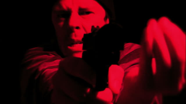 GUN MAN RED (HD) video