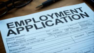 EMPLOYMENT APPLICATION FORMS-1080HD video