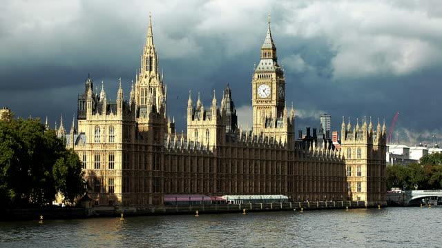 LONDON BIG BEN & HOUSE OF COMMONS HDB2 video