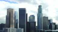 LOS ANGELES SKYLINE 02A video