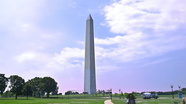 WASHINGTON MONUMENT 2 HD video