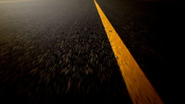 DRIVING DOWN STREET - HD LOOP video