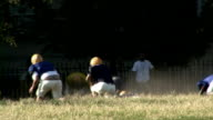 FOOTBALL PRACTICE (HD/DV) video