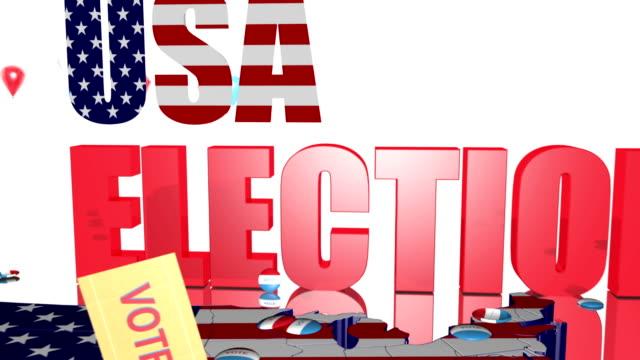 USA ELECTION HD video