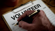 VOLUNTEER FORM-FILLED OUT-1080HD video