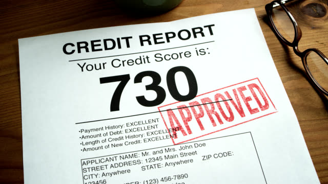 HIGH CREDIT SCORE video