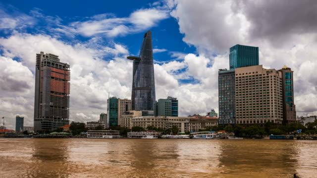 CITYSCAPE - HO CHI MINH CITY, VIETNAM video