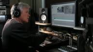 TECH MIXES AUDIO IN STUDIO video
