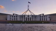 PARLIAMENT HOUSE, CANBERRA - FEBRUARY 2015 video