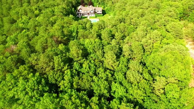 WATER MILL NY AERIAL 3 video