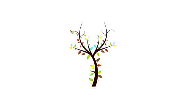 TREE GROWTH video