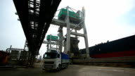 COMMERCIAL PORT VIEW video