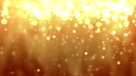 BRIGHT PARTICLE BACKGROUND video
