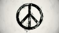 ART PEACE SYMBOL video