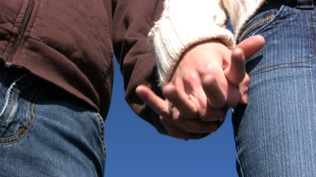 HOLDING HANDS (HD) video