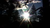 PINE MOUNTAIN CLOUDS  (HD) video